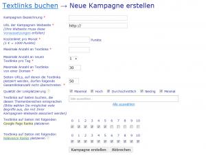 Backlinkseller Test