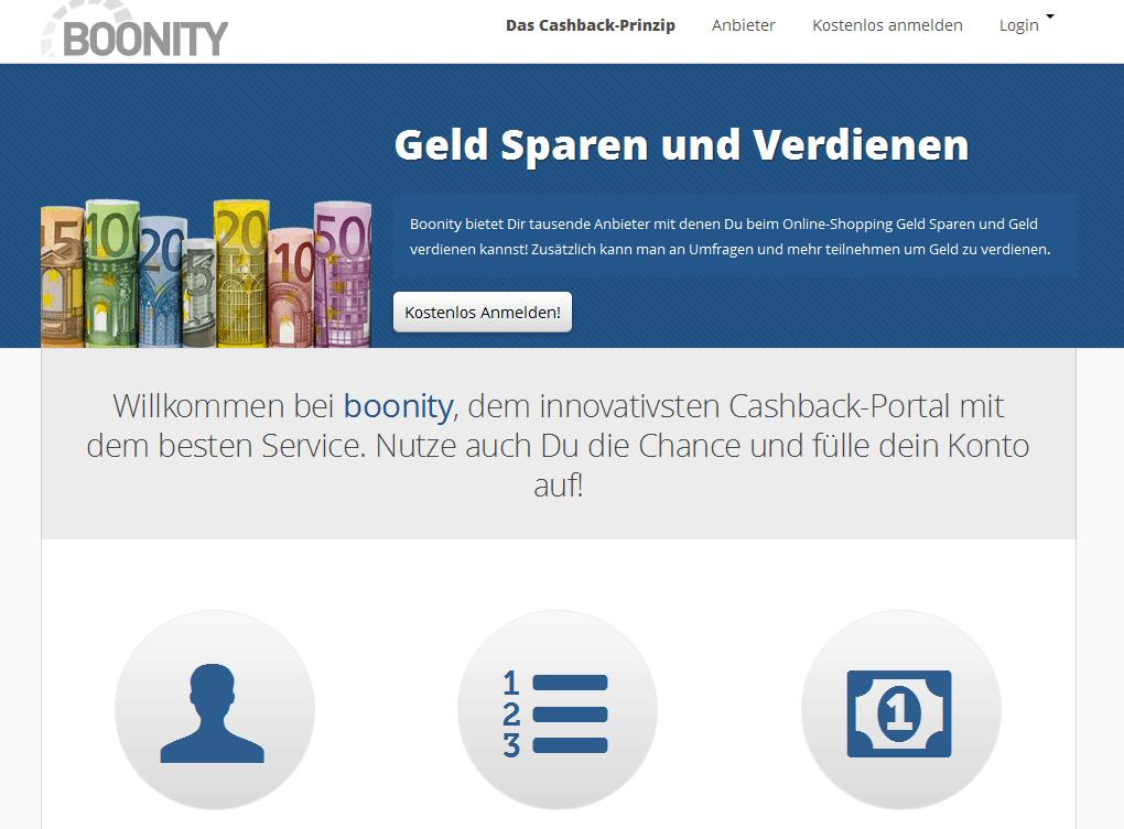 Boonity.de Design